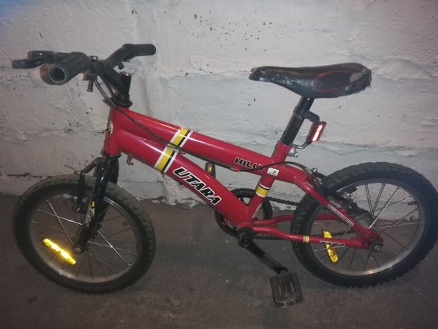 Zamienie rowerek
