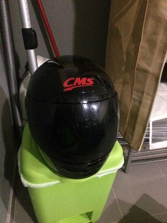 Capacete CMS usado