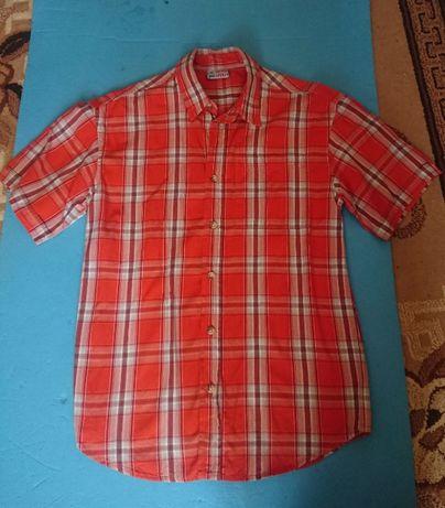 Рубашка, короткий рукав. (12-13 лет)