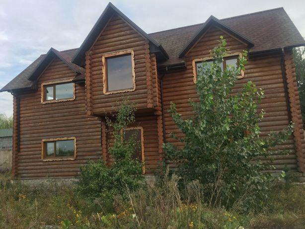 Продаётся дом на берегу Оскольского водохранилища