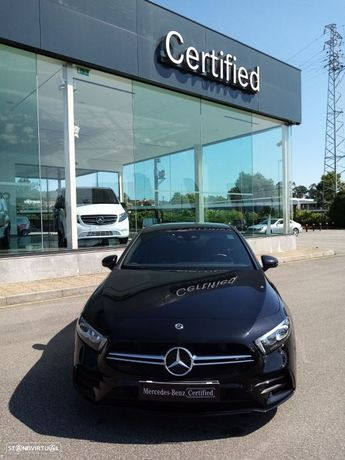 Mercedes-Benz A 35 AMG Limousine