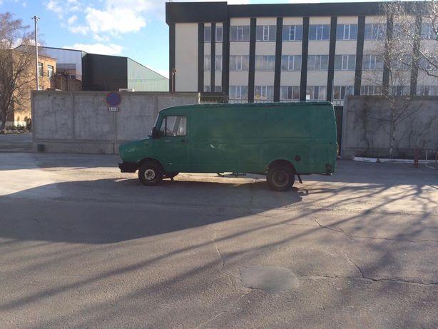 Daff фургон