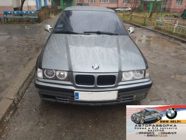 Разборка BMW E36 M50B20 Запчасти БМВ Е36 М50Б20 Ванос (ШРОТ Косовщина)