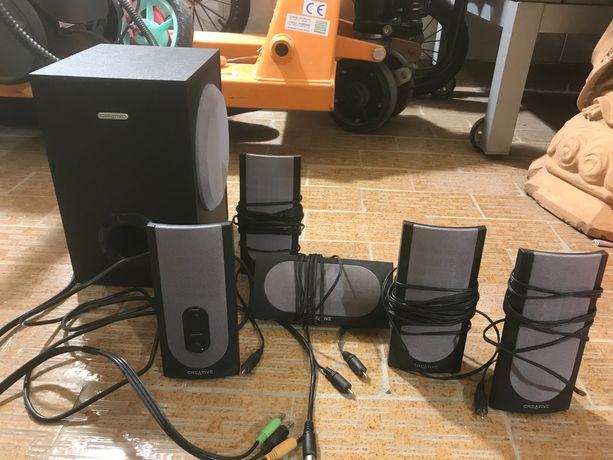 Głośniki 5.1 Creative MF 4060