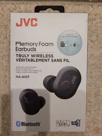 Słuchawki JVC HA-A10T nowe