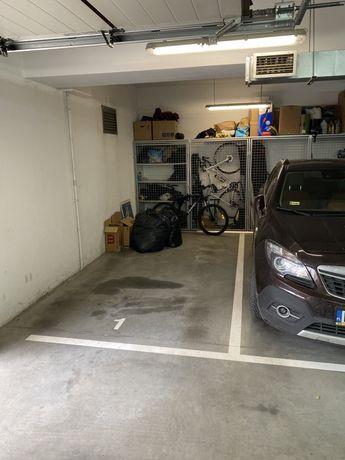 miejsce garażowe