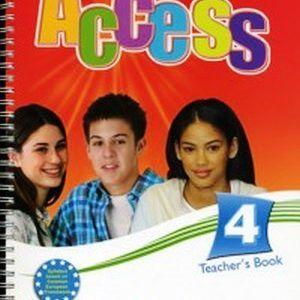 Access 4 Teachers book, teacher's resource pack PDF