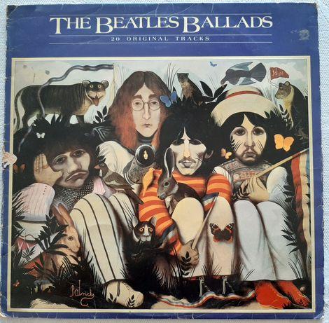 The Beatles Ballads LP