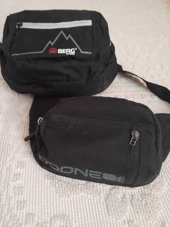 Bolsas de cintura Done e Berg