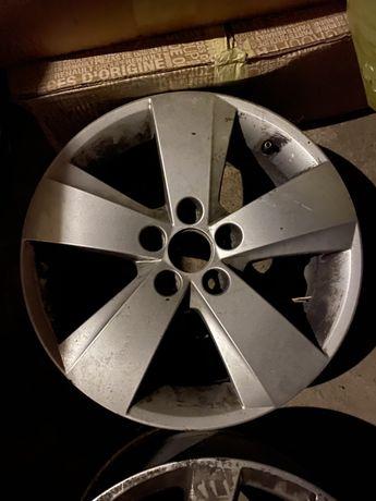 "Felga 16"" aluminiowa skoda Fabia III"