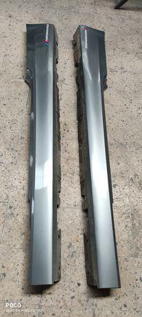 Enbaladeiras BMW série 3 e92 de origem cinzento