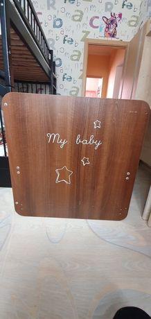 Детская кроватка Micuna Big Magic