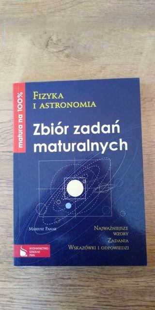 Matura 2021;Fizyka i astronomia Zbiór zadań maturalnych Matura na 100%