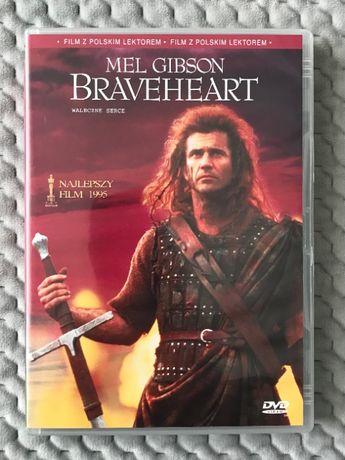 """Braveheart: Waleczne serce"" - DVD - polski lektor"
