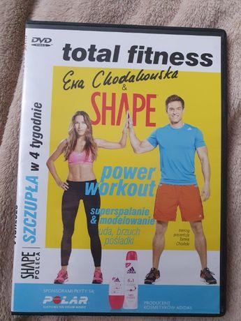Total fitness Ewa Chodakowska DVD
