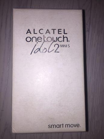 Pudełko od alcatel onetouch idol 2 mini s