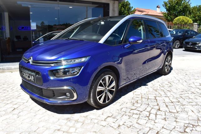 Citroën C4 Grand Picasso 1.6 BlueHDi Exclusive