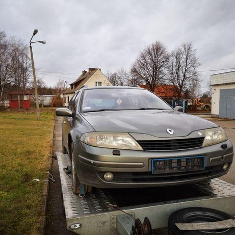 Renault Laguna II 1,9 DCI,88 kW-na części