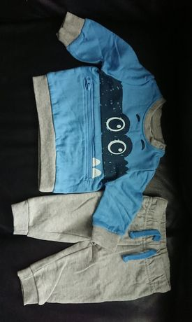Nowe ubrania niemowlęce rozm. 62-80