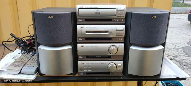 JVC Absolutny Rarytas Super Składanka Audio Stereo CA-EX90R Komplet!!!