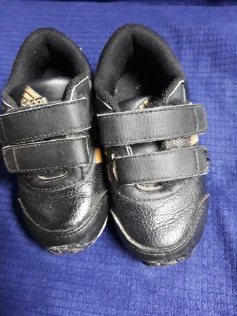 Adidas buty adidasy złote