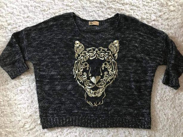 Katsumi śliczny sweter rozm M/L