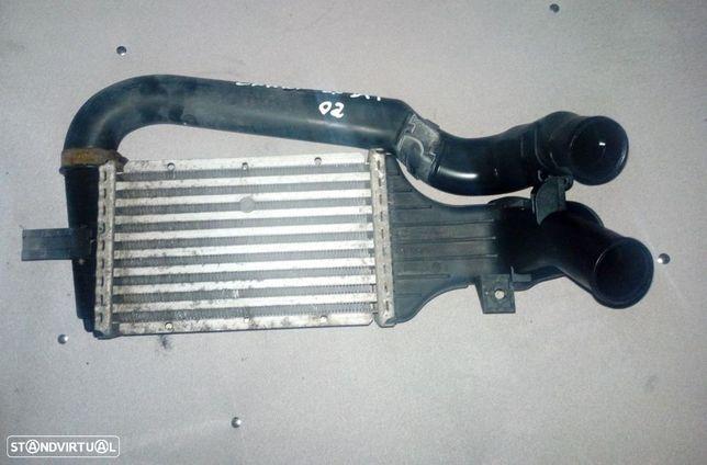 opel zafira radiador intercooler