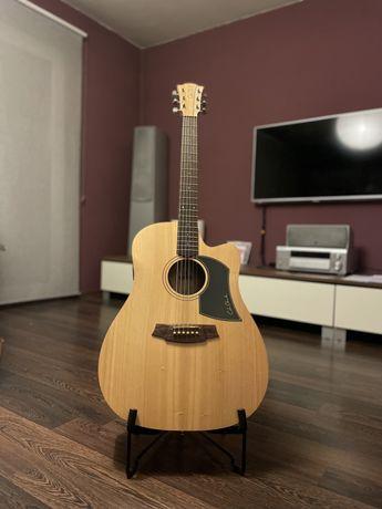 Gitara elektroakustyczna Cole Clark FL1 EC-BM