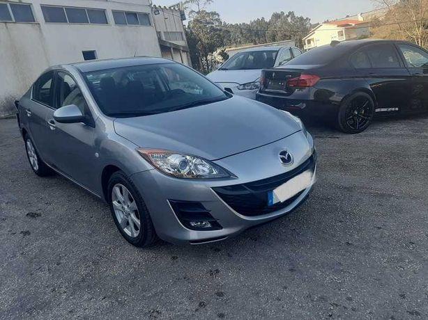 Mazda 3 MZ-CD 1.6 Sport 2011 Acidentado 2350€ Fixo