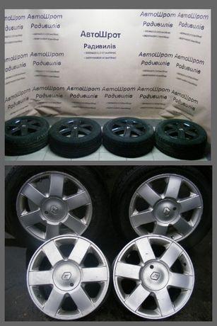 Титановий диск/Комплект дисків R16 Renault 4x100 Розборка Автошрот