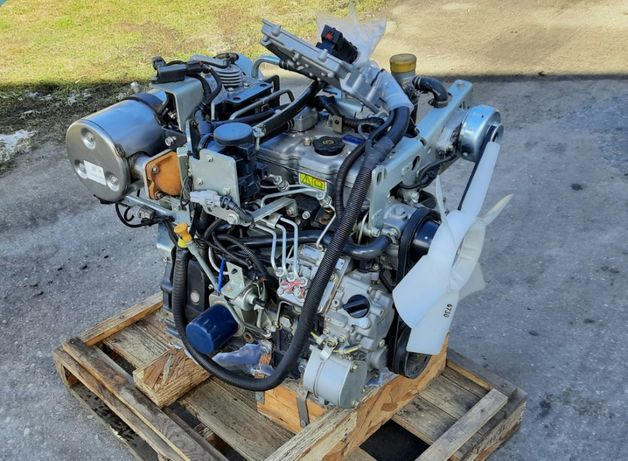 Silnik Perkins 403F-15T NOWY, Turbo, 3p, sterownik, oryginalny z cert.