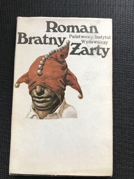 Żarty | Roman Bratny