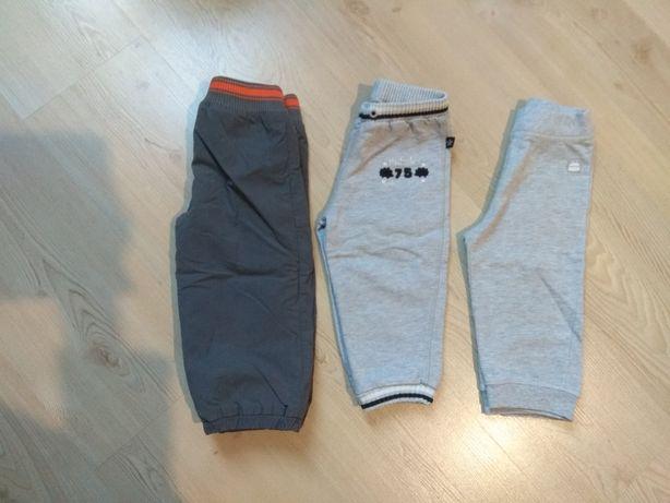 Spodnie dresowe, 80 cm. Zostały środkowe.