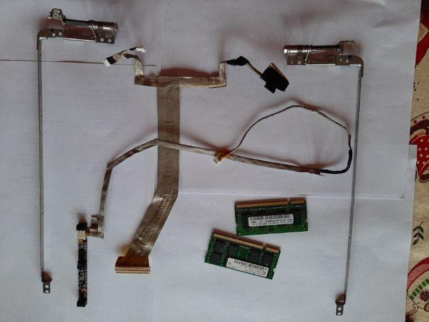 Braços, Hings Bracket e LCD Screen Cables,HP dv5