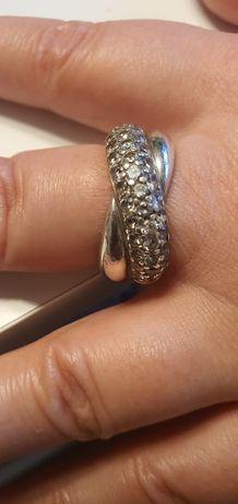 Pierścionek srebrny 12 gramów