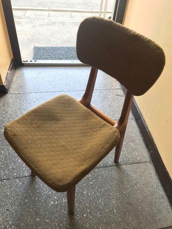 Stare krzesła, PRL, Vintage