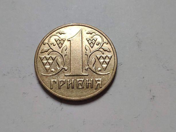 Монета 1грн 2001г