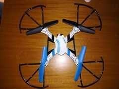 Drone ninco air sport wifi VR. Com comando e óculos VR incluído.