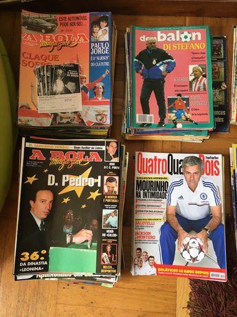 Revista de Futebol diversas