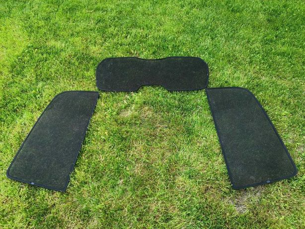 Солнцезащитные панели на Hyundai Getz