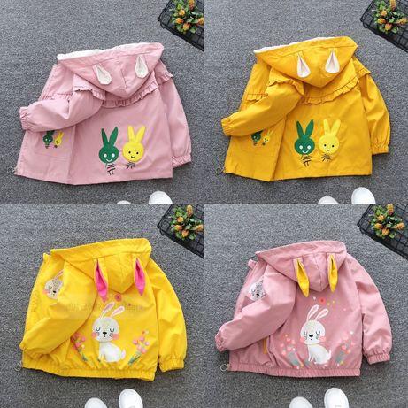 Курточка дитяча, курточка детская, куртка на дівчинку, вітровка дитяча