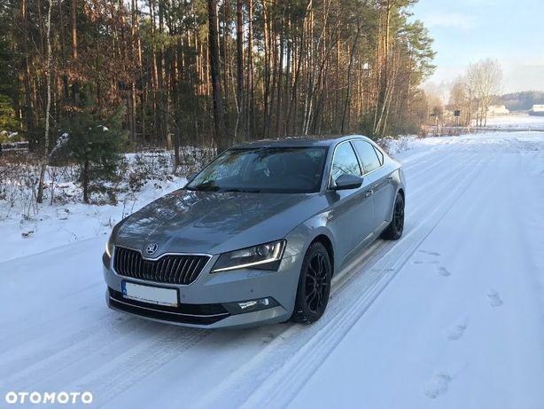 Škoda Superb Laurin&Klement Salon PL 1 właściciel