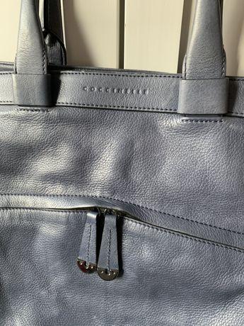 Coccinelle оригинал кожаная сумка