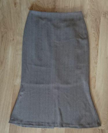 Spódnica grubszy materiał