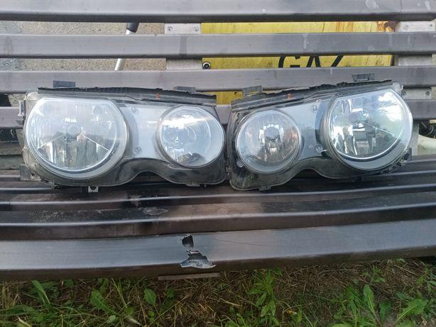 Lampy przednie przód bmw e46 compact