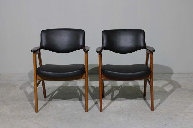 Conjunto de cadeirões Erik Kirkegaard | Mobiliário nórdico