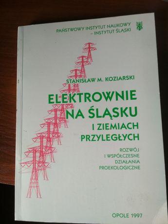 Elektrownie na Śląsku i ziemiach przyległych Stanisław Koziarski