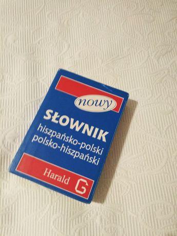 HARALD Słownik hiszpański polski polsko-hiszpanski
