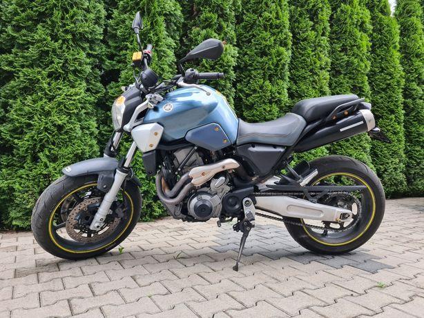 Yamaha MT03 - kat. A2