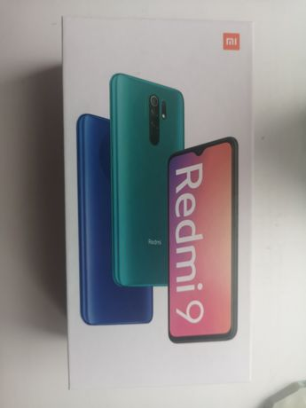 Xiaomi Redmi 9 Nowy 4GB RAM 64GB ROM